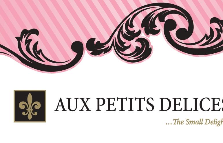 Aux Petits Delices: Brand Design