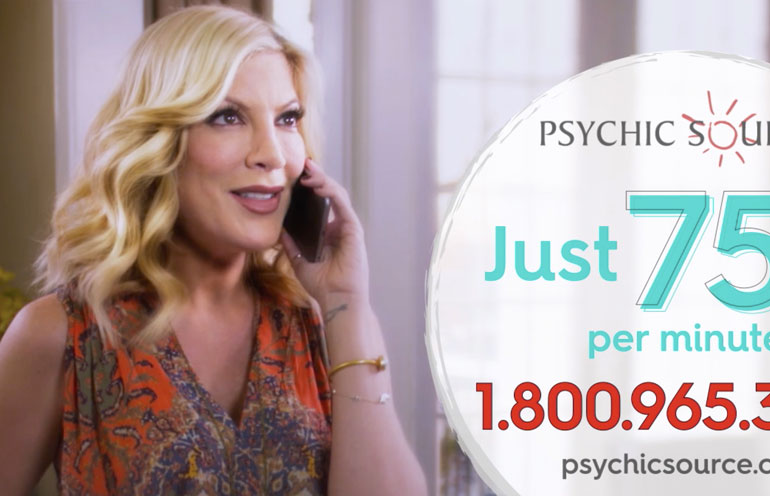 Psychic Source: Media and Print Campaign